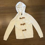 Massimo Dutti 白色 針織外套