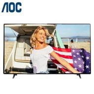 ★亦晨3C★【AOC】58型 4K HDR 智慧連網顯示器 4K電視(58U6195)