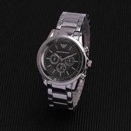2019 Authentic Top Quality Emporio Armani_ Watches Luxury Brand Emporio Armani_ Women Ladies Stainless Steel Watch Mechanical Watch Water Resist Hot Sale Fashion Couple Watch