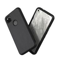 犀牛盾Google Pixel 4a(4G) SolidSuit 碳纖維防摔背蓋手機殼