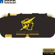 【Nintendo 任天堂】Switch Lite副廠 HORI《寶可夢》TPU半硬式保護殼 皮卡丘(COOL NS2-070)