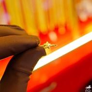 แหวนทองแท้ 0.4 กรัม มีให้เลือกครบลาย ทองแท้ 96.5% ขายได้ จำนำได้ มีใบรับประกัน แหวนทอง แหวนทองคำแท้