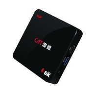 澳德電視盒 T6BOX 4G/64G 贈送 澳德無線體感飛鼠語音遙控器