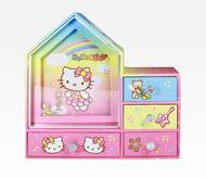 X射線【C531874】Hello Kitty 美國版限量音樂珠寶櫃-音樂,音樂鈴/首飾盒/飾品/置物盒/音樂盒/珠寶箱/生日禮物/送禮擺飾/裝飾品