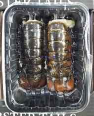 美兒小舖COSTCO好市多代購~CLAM 冷凍生龍蝦尾(2入/盒,共311g)野生捕撈
