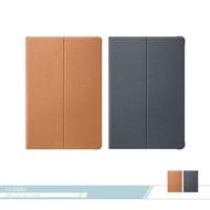 【HUAWEI 華為】原廠MediaPad M5 lite 10.1吋專用 翻蓋書本式皮套 側掀站立式(台灣公司貨)