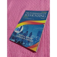 INTERMEDIATE ACCOUNTING 3 by EMPLEO and ROBLES- PRELOVED