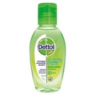 [นำเข้า]✓۞  Dettol เจลล้างมืออนามัยแอลกอฮอล์ 70- สูตรหอมสดชื่นผสมอโลเวล่า 50ml