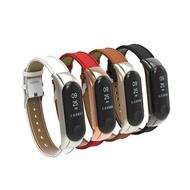 小米手環3經典超纖皮革錶帶腕帶