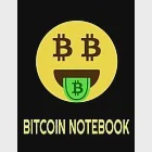 Bitcoin Notebook: Bitcoin/Cryptocurrency Journal Notebook