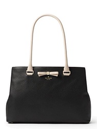 [KATE SPADE NEW YORK] 10447367 - Kate Spade Henderson Street Maryanne Pebble Leather Bag , Black / P