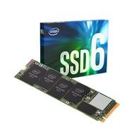 英特爾 Intel 660p 512GB 512G 1T M.2 PCIe QLC SSD 固態硬碟 5年保 1TB