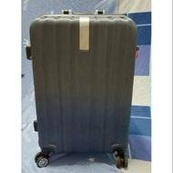 代PO )KANGOL24吋鋁框行李箱