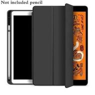New Ipad 1 2 3 4 Smart Case Cover Original Softcase Ipad2 Ipad3 Ipad4 - Black