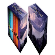 Asia Books หนังสือภาษาอังกฤษ HARRY POTTER BOXED SET: THE COMPLETE COLLECTION (REISSUE) Free Shipping
