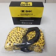 稀少鵝黃BNN(雙鋼印)豹紋系列3D立體成人耳掛口罩(請看清楚只有50入無盒裝)