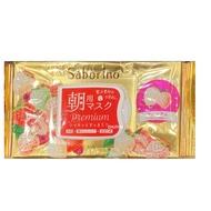 BCL Saborino金草莓早安面膜 縮時面膜 白草莓