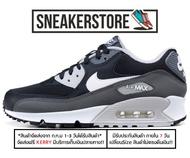 """รองเท้าแฟชั่นNike Air Max90 """"GreyBlack"""" (เบอร์36-45) *โกดังสินค้า ก.ท.ม*"""