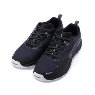 【MIZUNO 美津濃】WAVE DAICHI 6 GORE-TEX 戶外健走鞋 墨黑 男鞋 J1GJ215642