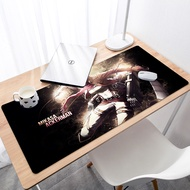 Attack On Titan gamer play mats BIG SIZE Rubber Game Mouse Pad lord of the mouse pad 3mm mouse pad HD design