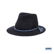 GOODFORIT / 日本Radiall HARVEST ROLLABLE FEDORA HAT變形蟲方巾可折紳士帽