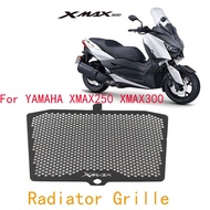 For YAMAHA X-MAX XMAX 250 300 XMAX250 XMAX300 Motorcycle Accessories Radiator Grille Grill Protective Guard Cover Protector