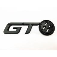 豐田TOYOTA 86 GT86 Scion FRS FR-S車標 (霧黑色)