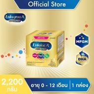 นมผง เอนฟาแล็ค เอพลัส สูตร 1 ขนาด 2200 กรัม Enfalac A+ stage 1 milk powder 2200 grams