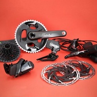 【RINDO BIKE】SRAM force etap axs Disc碟煞電變全套