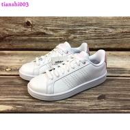 【tianshi003】ADIDAS CF ADVANTAGE CL 粉白 女款12 休閒鞋 DB0893