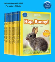 [20 Books]National Geographic Readers,Childrens Encyclopedia Books,Pre-reader for Kids Kids' Picture Books