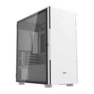 【darkFlash】Neo202 M-ATX 電腦機殼/機箱-白 不含風扇(DF01-0030/GPU:330mm/CPU:160mm)