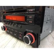 NISSAN 歌樂原廠音響主機 單片CD MP3 USB AUX功能