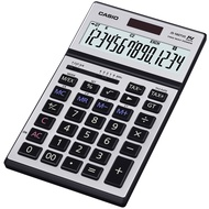 CASIO JS-140TVS-SR 商用型計算機 (14位數)