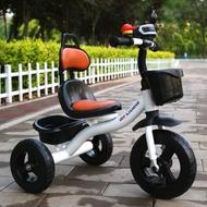 ℡Basikal roda tiga kanak-kanak 2-5 tahun tua bayi menunggang anak pedal kereta budak perempuan mainan basikal