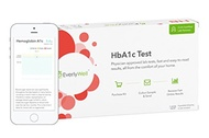 EverlyWell - HbA1c Test - As Seen On Shark Tank (Not available in MD,NY, NJ, RI)