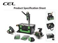 CEL POWER8 workshop WS3E 整合式木工工具組 (WS3E)