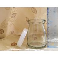 玻璃瓶 奶酪瓶 布丁瓶 優格 優酪乳瓶 只有空瓶無瓶蓋