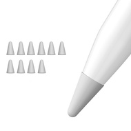 10Pcs Silicone Replacement Tip Case Protective Cover for Apple Pencil 1St 2Nd Touchscreen Stylus Pen Case
