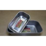 烤盤 巧晶304不鏽鋼小深多功能保鮮烤盤