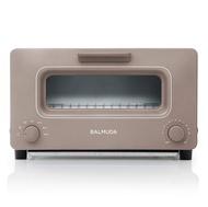 最新限定色 日本公司貨 BALMUDA  K01E 蒸氣水烤箱 The Toaster K01E 加購 野田琺瑯烤盤 烤麵包機 吐司烤箱 溫度控制 蒸氣 四種菜單模式 三段火力 烤吐司 淺棕色 日本必買代購