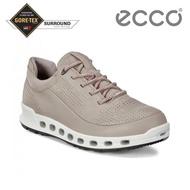 【ecco】COOL 2.0 W 360度環繞防水休閒運動鞋 女(月石灰 84251301459)