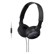 SONY MDR-ZX110AP 手機專用頭戴式耳麥-黑色