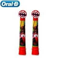 Oral-B 歐樂B EB10-2 兒童迪士尼刷頭 (2入) 圖案隨機出貨 無法挑選