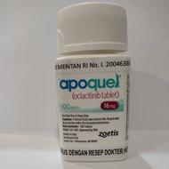 Apoquel Dog Itching Medicine (OCLACITINIB Tablets) 16 mg / Tablets