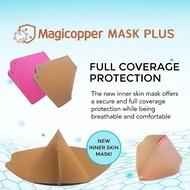 copper mask original mask Magicopper Copper Mask Inner Skin (Stitched Pattern) - Pink