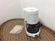◎花草木屋 ◎ ◄A0555► 德國 百靈 BRAUN 美式咖啡壺 / 咖啡機 4人份 KF-10----庫 G-02