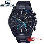 ส่งฟรี !! Casio Edifice Smartphone Link นาฬิกาข้อมือผู้ชาย สายสแตนเลส รุ่น EQB-1000XDC-1ADR สีดำ