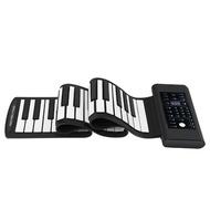 【品菲特PINFIS】手捲式88鍵鋼琴 智慧多功能攜帶型電子琴(TP-88)