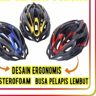 ✩ Helm Sepeda HELM SEPEDA GUNUNG HELM MTB Helm Sepeda MTB Helm Sepeda Lipat Helm Sepeda Polygon- HS1